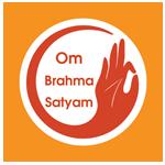 Om brahma Logo